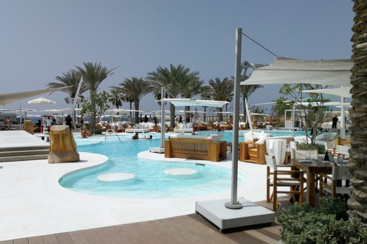 Hotel In Dubai Nikki Beach Resort Spa Dubai Ticati Com