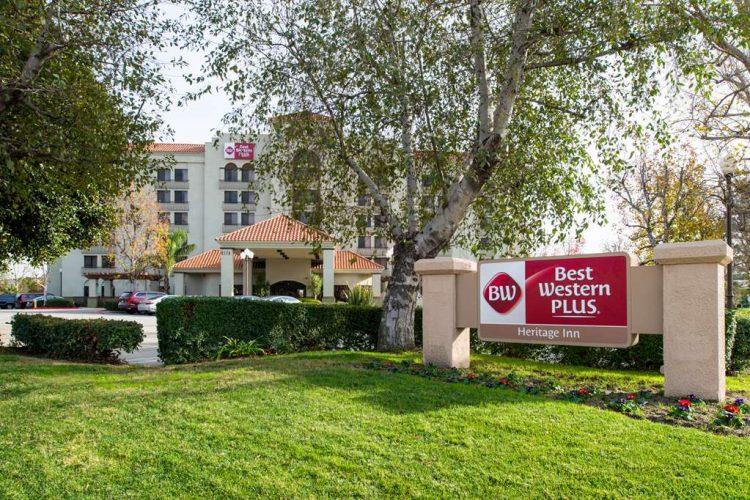 Hotel in Rancho Cucamonga | Best Western Plus Heritage Inn Rancho ...