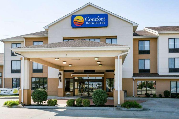 Hotel In Blytheville Comfort Inn Suites Blytheville