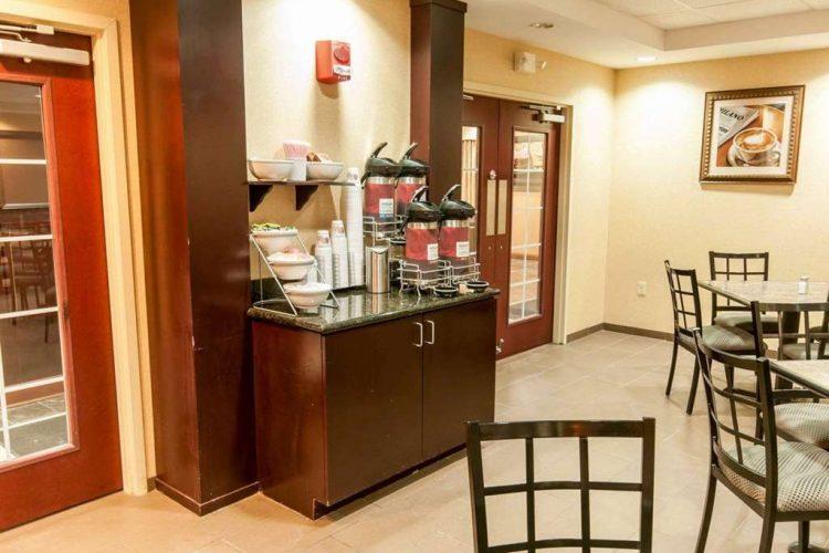 Hôtel à Exton Comfort Suites Exton Ticaticom