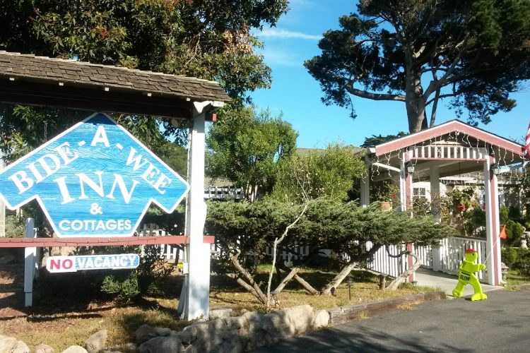 Fine Hotel In Pacific Grove Bide A Wee Inn Cottages Ticati Com Home Interior And Landscaping Ponolsignezvosmurscom