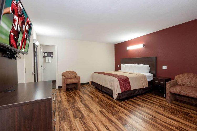 Hotel In Starkville Red Roof Inn Starkville University