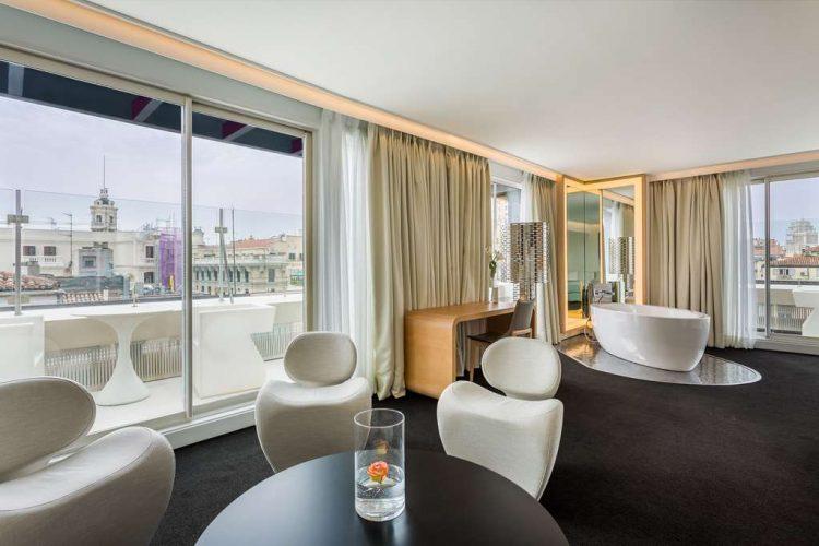 Hotel In Madrid Room Mate óscar Ticati Com