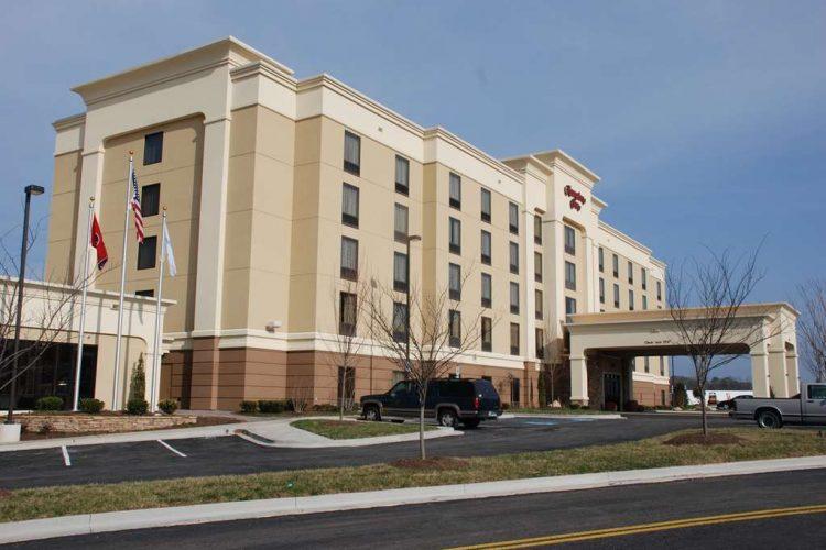 Hotel in Ooltewah | Hampton Inn Chattanooga-North-Ooltewah