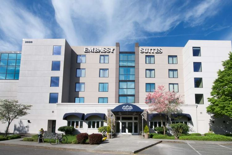 Hotel in Lynnwood | Embassy Suites by Hilton Seattle North