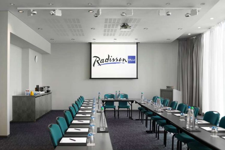 Hotel in Birmingham | Radisson Blu Hotel, Birmingham - TiCATi com