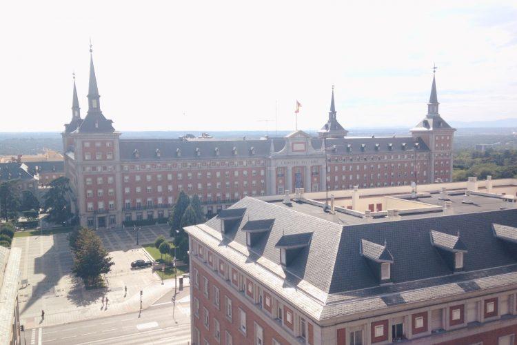 Hotel En Madrid Exe Moncloa Ticati Com