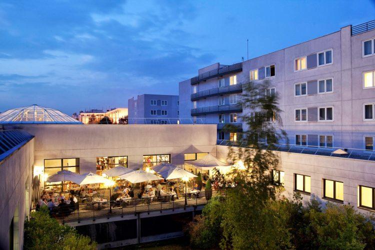 Hotel I Roissy En France Paris Marriott Charles De Gaulle
