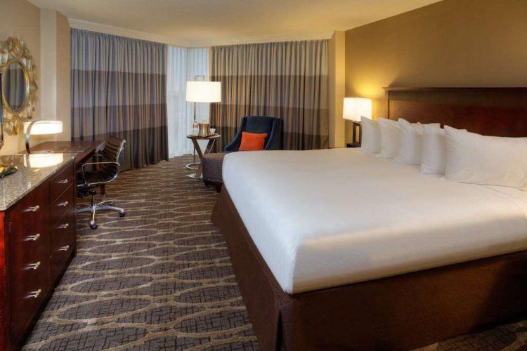 Hôtel à Houston Hilton Houston Westchase Ticaticom