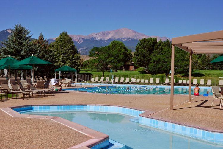 Hotel Colorado Springs Garden Of The Gods Club And Resort