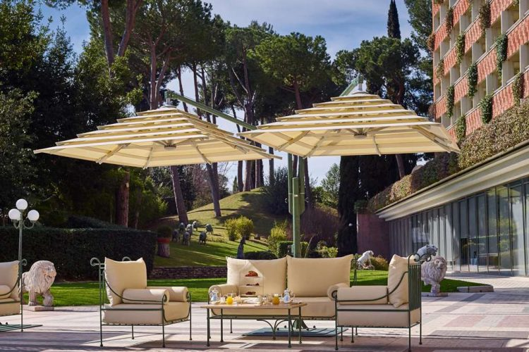 Hotel In Rome Rome Cavalieri A Waldorf Astoria Hotel