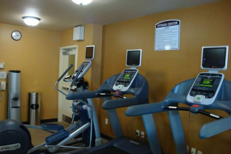 Cuscino Ad Aria Fitness.Hotel Sharonville Hilton Garden Inn Cincinnati Sharonville