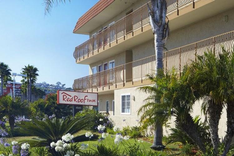 Hotel In San Diego Red Roof Inn San Diego Pacific Beach