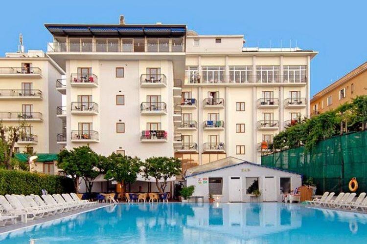 Hotel In Sorrento Grand Hotel Flora Ticati Com
