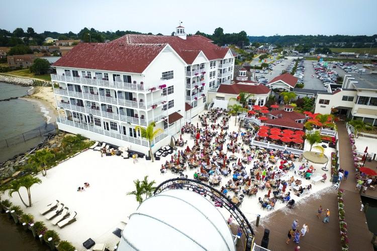 Chesapeake Beach Rod N Reel Resort