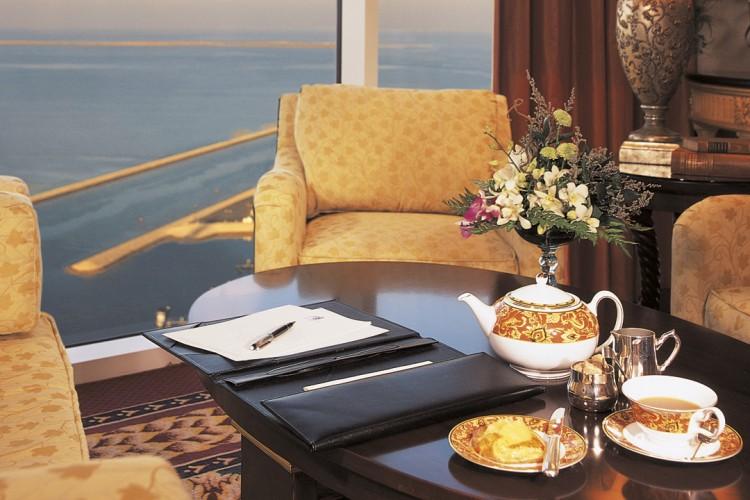 Hotel in Doha   The Ritz-Carlton Doha - TiCATi com