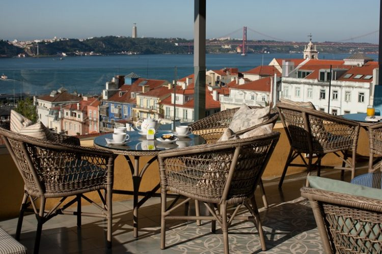 Hôtel à Lisbonne Bairro Alto Hotel Ticati Com
