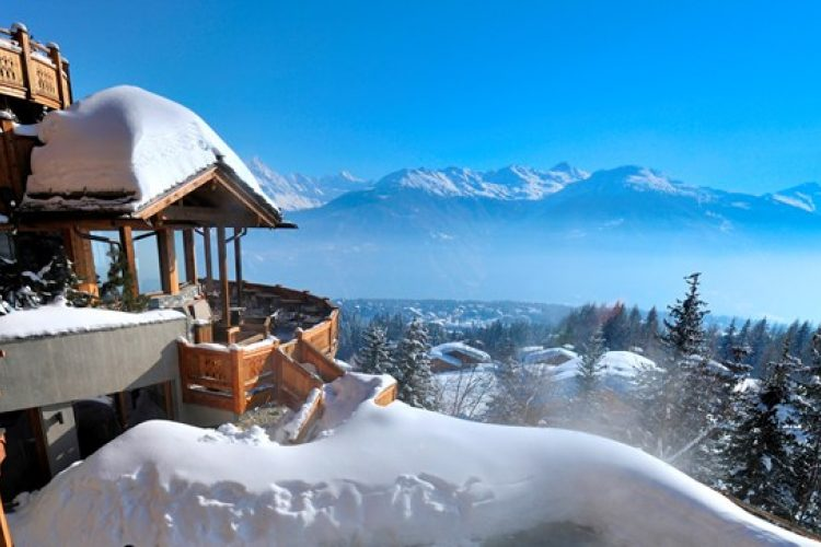 Hotel A Crans Montana Lecrans Hotel And Spa Ticati Com
