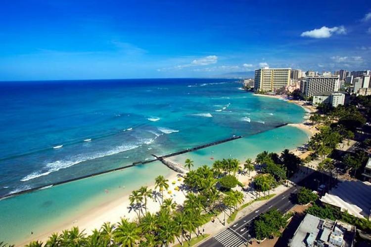 Hotel En Honolulu Waikiki Beach Marriott Resort And Spa