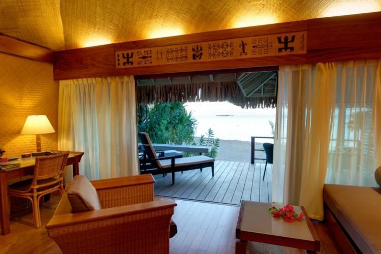 Hotel In Moorea Tahiti Intercontinental Moorea Resort