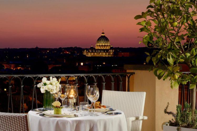 Hotel In Rome Intercontinental De La Ville Roma Ticati Com