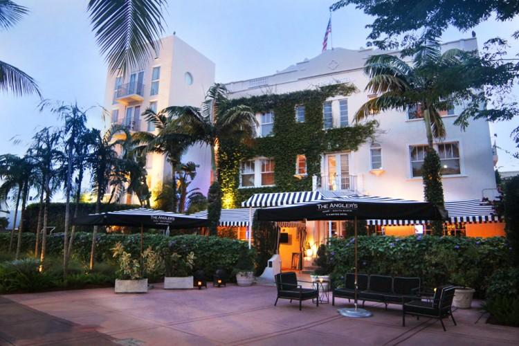 Hotel In Miami Beach The Angler S