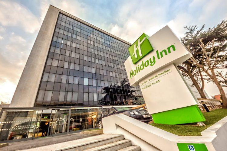 Hotel In Watford Holiday Inn London Watford Junction