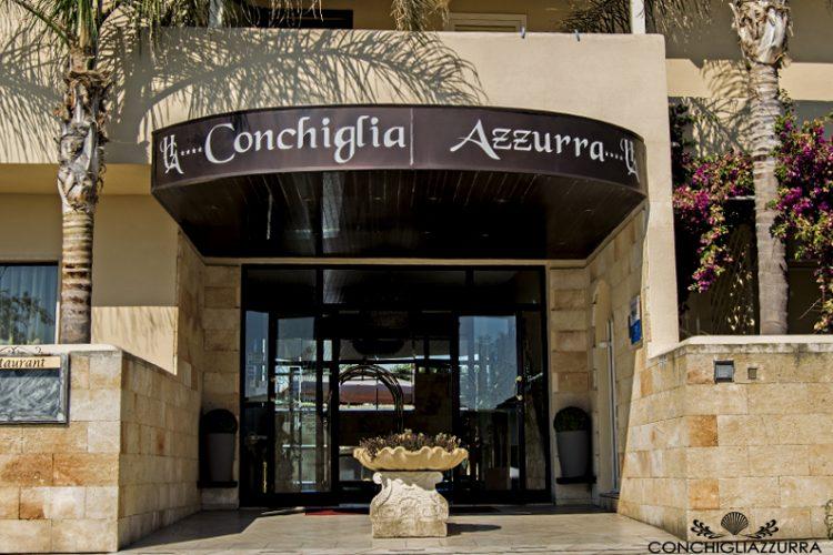Hotel In Porto Cesareo Lecce Conchiglia Azzurra Resort