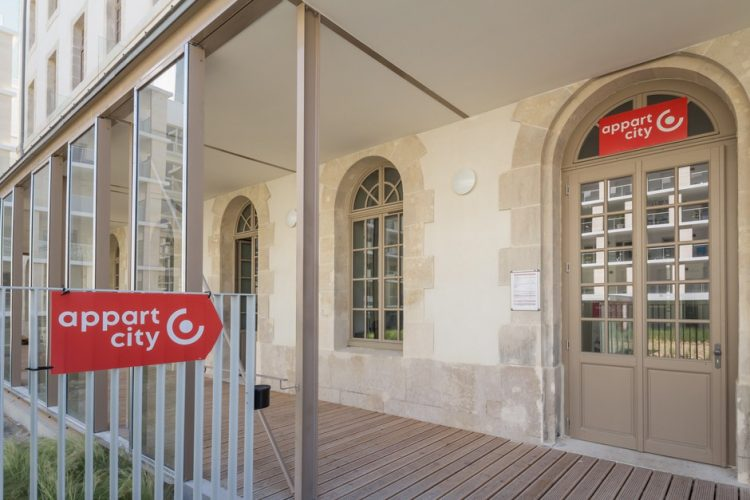 Hotel in Reims | Appart'City Reims Centre - Appart Hôtel ...