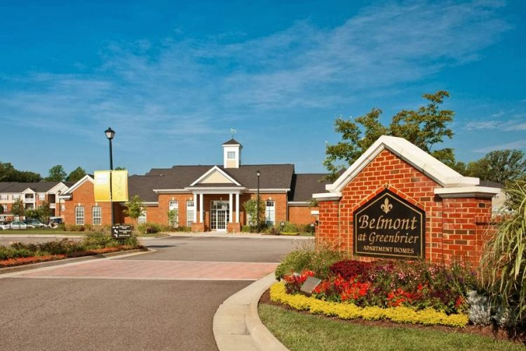 Hotel In Chesapeake Execustay At Belmont Greenbrier