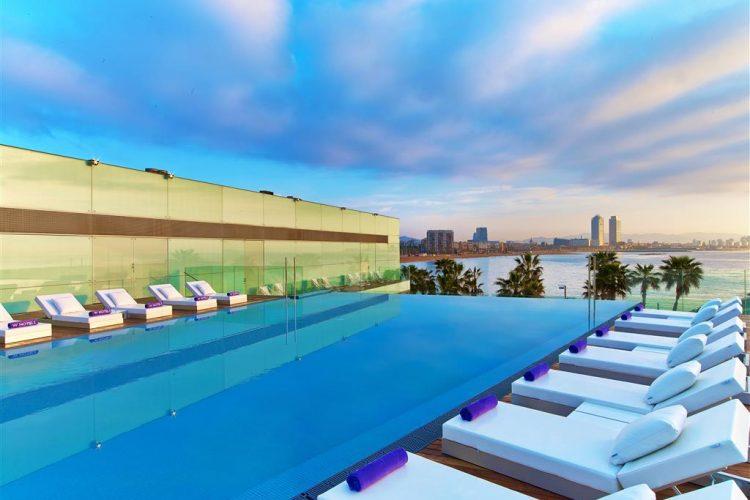 Hotel Barcelona W Barcelona Ticati Com