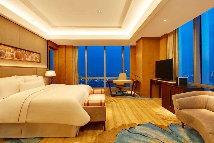 Hotel En Jakarta The Westin Jakarta Ticati Com