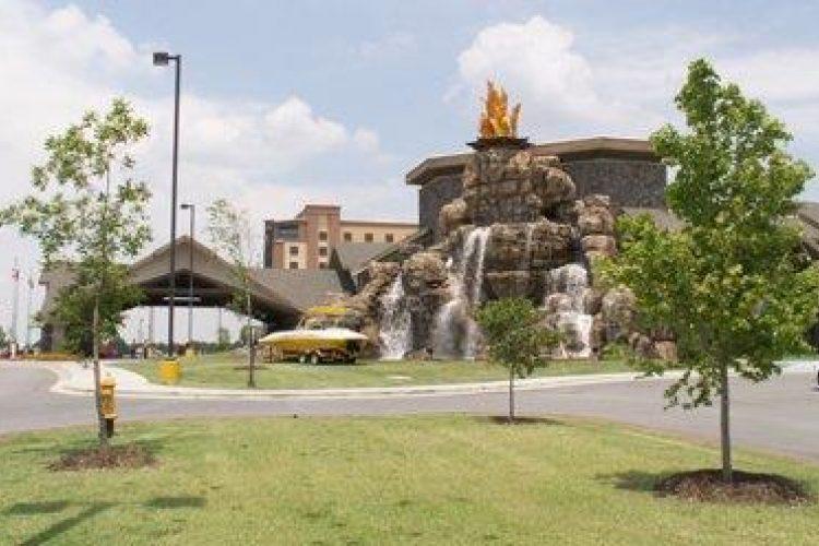 Cherokee Casino Application