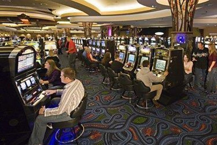 Siloam springs casino jobs founder las vegas casinos