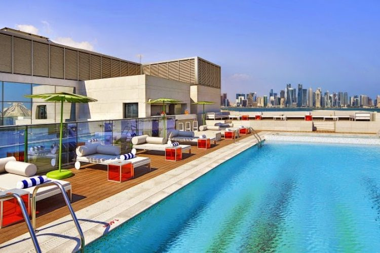 Hotel in Doha   Amari Doha Qatar - TiCATi.com