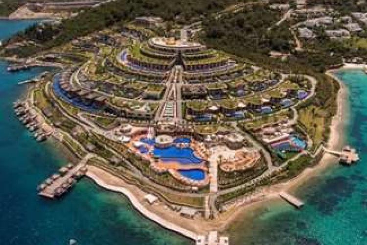 Hotel A Bodrum The Bodrum By Paramount Hotels Resorts Ticati Com