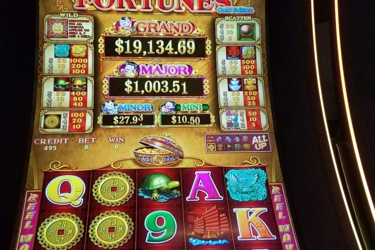 Casino slot gambling games
