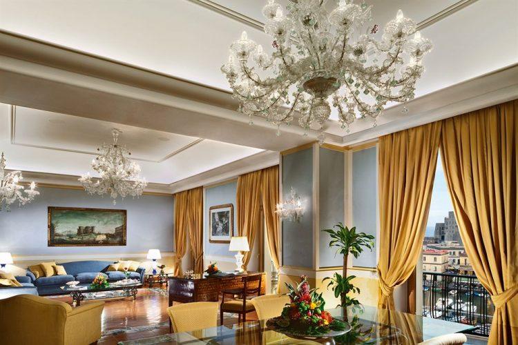 Hotel In Naples Grand Hotel Vesuvio Spa Ticati Com