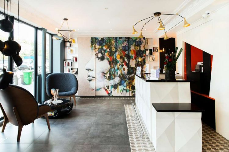 Hotel in Paris | Best Western Plus Opera Batignolles ...