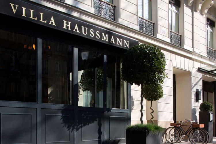 Hotel in Paris | La Villa Haussmann - TiCATi.com